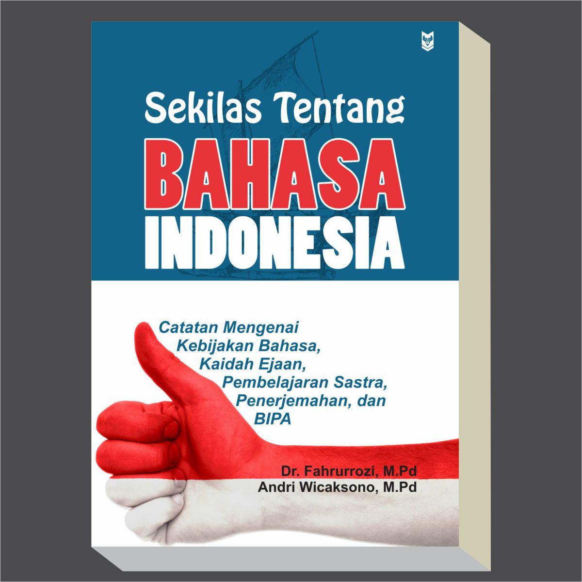 Buku Bahasa, Sastra, Terjemahan,  dan BIPA