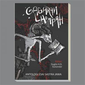 Display Gagaran Lampah | Gagaran Lampah : antologi esai Sastra Jawa