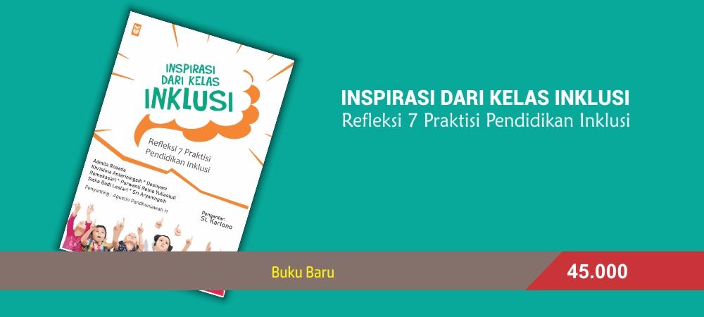 buku Inspirasi dari Kelas Inklusi
