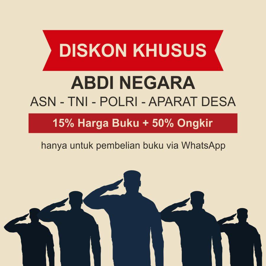 Promo Diskon khusus ASN TNI POLRI