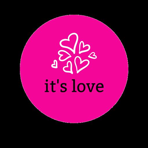 itslove logo kecil | Salam Redaksi