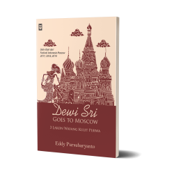 Dewi Sri goes to Moscow
